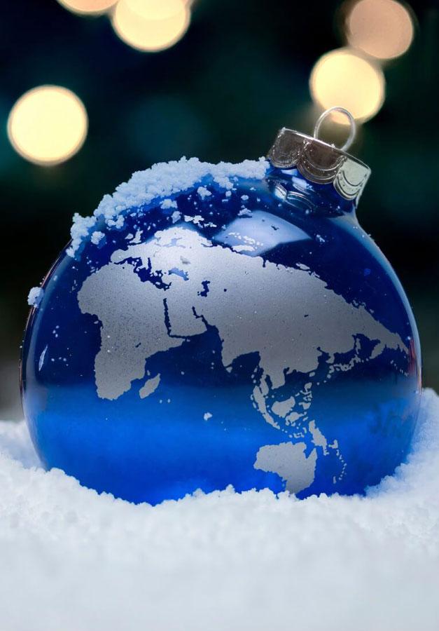 Buon Natale a tutto il mondo